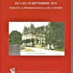 Claye-Souilly du 3 au 10 septembre1914
