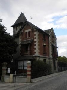 Villa MAX à Chelles