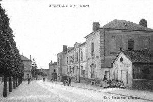 Rue d'Annet