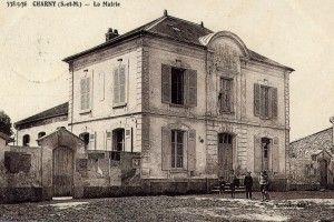 ancienne mairie de Charny