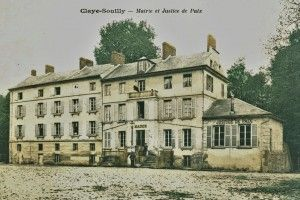 Ancienne mairie de Claye-Souilly