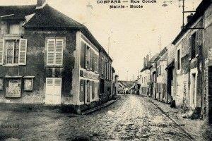 Ancienne mairie de Compans