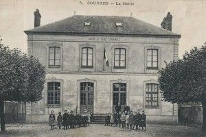 Ancienne mairie de Courtry