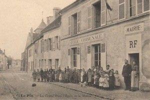 Ancienne mairie du Pin