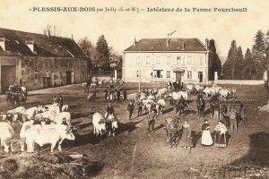 Le Plessis aux Bois