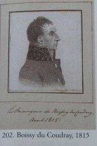 Rouillé du Coudray 1815