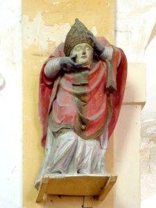 Statue de St Denis