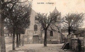 Carte postale début XXème siècle