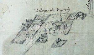 château de Vignely