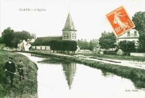 Carte postale vers 1900 (collection SHCE)