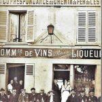 Les Cafés dans l'ancien canton de Claye