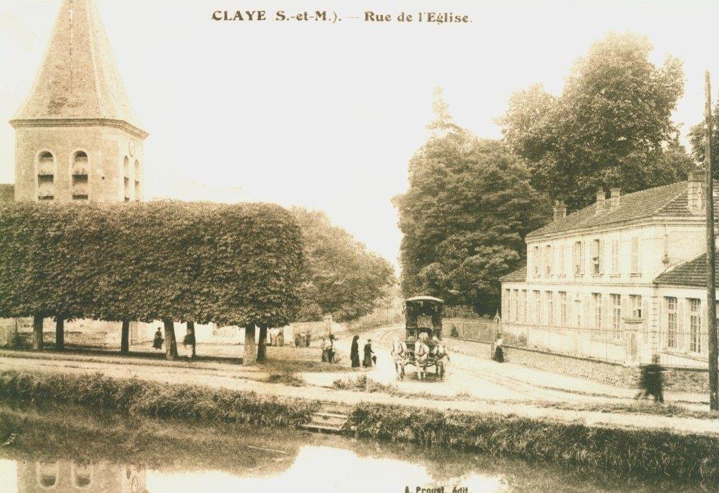monument aux morts de claye souilly soci t d 39 histoire de claye et de ses environs. Black Bedroom Furniture Sets. Home Design Ideas