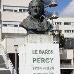 Le chirurgien Percy à Bordeaux